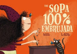 Papel UNA SOPA 100% EMBRUJADA