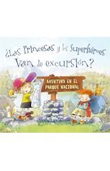 Papel LAS PRINCESAS Y LOS SUPERHEROES VAN DE EXCURSION