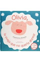 Papel OLIVIA, LA OVEJA QUE NO QUERIA DORMIR