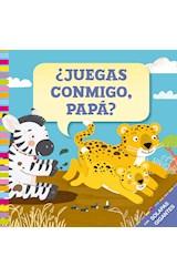 Papel JUGAS CONMIGO, PAPA