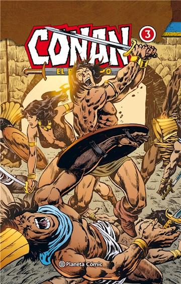 E-book Conan El Bárbaro (Integral) Nº 03/10