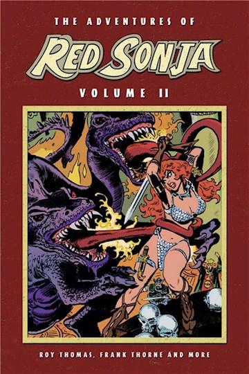E-book Crónicas De Red Sonja Nº 02/04