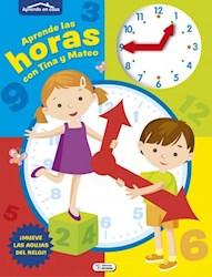 Libro Aprende En Casa : Las Horas