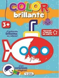 Libro Color Brillante Submarino
