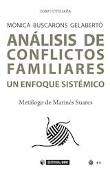 E-book Análisis de conflictos familiares