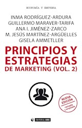 E-book Principios y estrategias de marketing (vol.2)