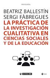 E-book La práctica de la investigación cualitativa en ciencias sociales y de la educación