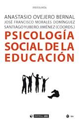 E-book Psicología social de la educación