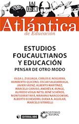 E-book Estudios foucaultianos y educación