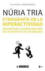 E-book Etnografía de la hiperactividad