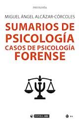 E-book Sumarios de Psicología