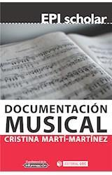E-book Documentación musical
