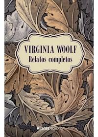 Papel Relatos Completos Virginia Woolf ( Td )