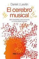 Papel CEREBRO MUSICAL SEIS CANCIONES QUE EXPLICAN LA EVOLUCION HUMANA (BOLSILLO)