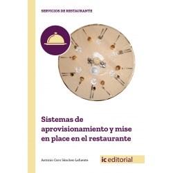 Libro Sistemas De Aprovisionamiento Y Mise En Place En E