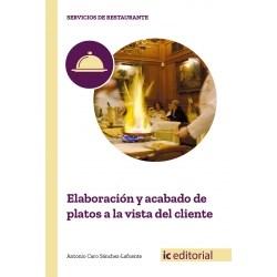 Libro Elaboracion Y Acabado De Platos A La Vista Del Cl