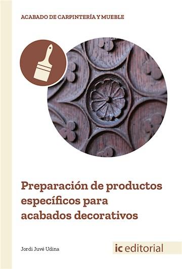 Papel Preparación De Productos Específicos Para Acabados Decorativos