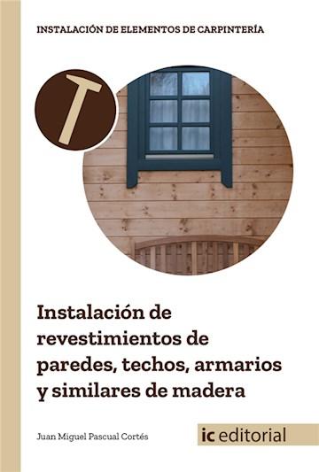 Papel Instalación De Revestimientos De Paredes, Techos, Armarios Y Similares De Madera