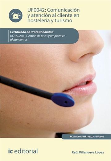 E-book Comunicación Y Atención Al Cliente En Hostelería Y Turismo. Hota0208