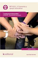 E-book Fomento y apoyo asociativo. SSCB0109