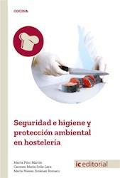 Libro Seguridad E Higiene Y Proteccion Ambiental En Host