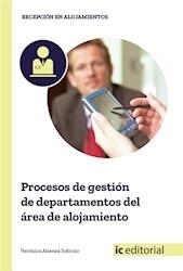 Libro Procesos De Gestion De Departamentos Del Area De