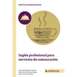 Libro Ingles Profesional Para Servicios De Restauracio