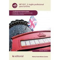Libro Ingles Profesional Para Turismo. Hotg0108 - Creac