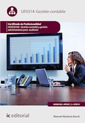 Libro Gestion Contable. Adgd0108 - Gestion Contable Y