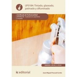 Papel Tintado, Glaseado, Patinado Y Difuminado. Mamr0208 - Acabado De Carpintería Y Mueble