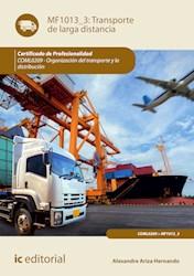 Libro Transporte De Larga Distancia. Coml0209 - Organiza