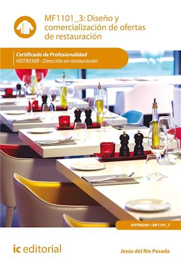 E-book Diseño Y Comercialización De Ofertas De Restauración. Hotr0309