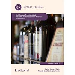 Libro Bebidas. Hotr0409 - Gestion De Procesos De Servic