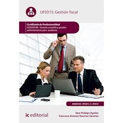 Libro Gestion Fiscal. Adgd0108 - Gestion Contable Y Ge