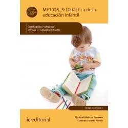 Papel Didáctica De La Educación Infantil. Ssc322_3 - Educación Infantil