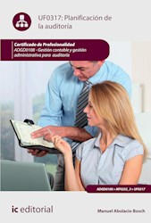 Libro Planificacion De La Auditoria. Adgd0108 - Gesti