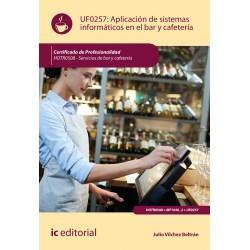 Papel Aplicación De Sistemas Informáticos En Bar Y Cafetería. Hotr0508 - Servicios De Bar Y Cafetería