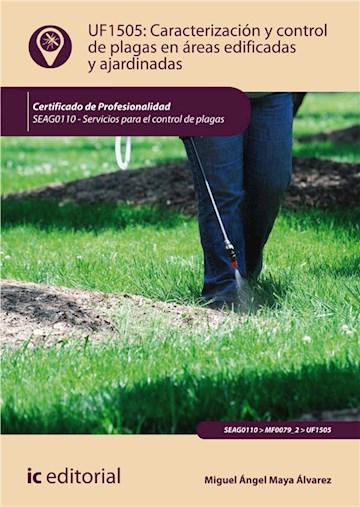 E-book Caracterización Y Control De Plagas En Áreas Edificadas Y Ajardinadas. Seag0110