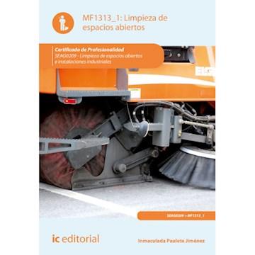 Papel Limpieza De Espacios Abiertos. Seag0209 - Limpieza En Espacios Abiertos E Instalaciones Industriales