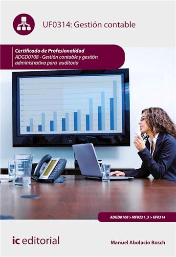 E-book Gestión Contable. Adgd0108