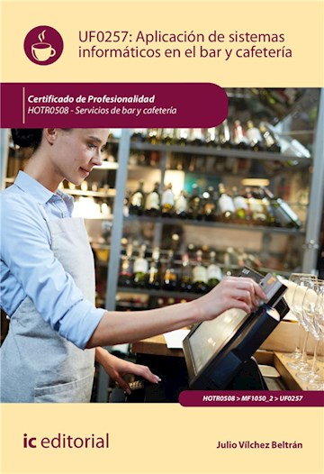 E-book Aplicación De Sistemas Informáticos En Bar Y Cafetería. Hotr0508