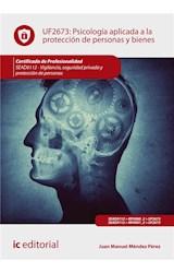 E-book Psicología aplicada a la protección de personas y bienes. SEAD0112