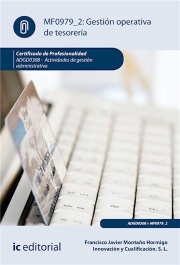 E-book Gestión Operativa De Tesorería. Adgd0308
