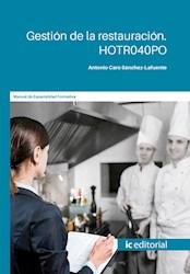 Libro Gestion De La Restauracion