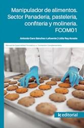 Libro Manipulador De Alimentos. Sector Panaderia, Paste
