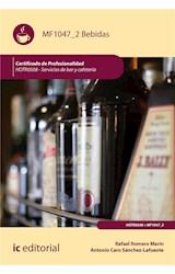 E-book Bebidas. HOTR0508