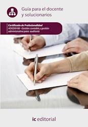 Libro Gestion Contable Y Gestion Administrativa Para A