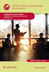 Libro Politicas De Marketing Internacional. Comm0110 -