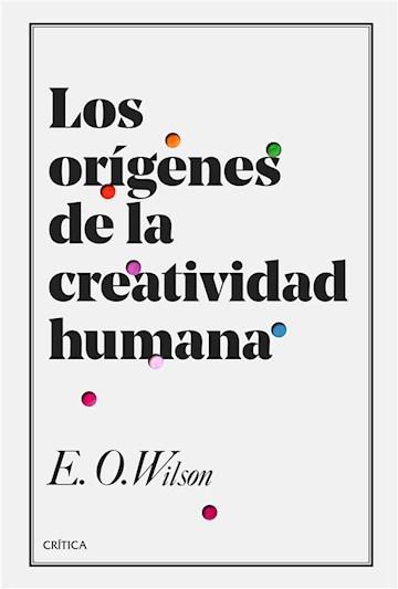 E-book Los Orígenes De La Creatividad Humana