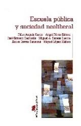 Papel ESCUELA PUBLICA Y SOCIEDAD NEOLIBERAL